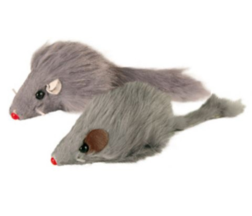 Игрушка мышка для кошки