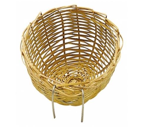 Сделать гнездо для канареек